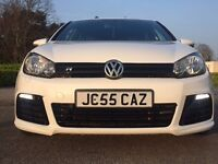 Volkswagen Golf GTD White, Full R Conversion, 61 Reg