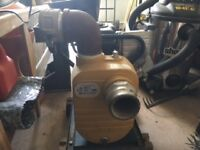 "For Sale: 3"" water pump"