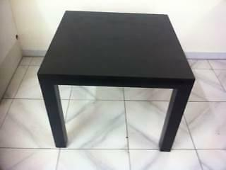 1 Black Wood Coffee Table or Side Table Matraville Eastern Suburbs Preview