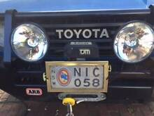 1983 60 series G Classic Toyota LandCruiser Wagon North Manly Manly Area Preview