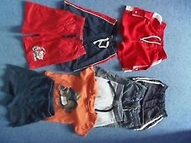 AGE 12-18 MONTHS BOYS CLOTHES BUNDLE £4