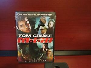 Mission: Impossible 3 DVD  NEW
