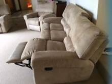 Migration. Lounge dining table sofa chairs car freedom leather. Bull Creek Melville Area Preview