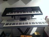 Korg PA2X Pro Arranger 76 Keys Keyboard: Great Condition (PRICE REDUCTION £950 -BARGAIN)!