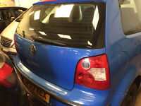 Volkswagen Polo S 1.2 petrol 2003 breaking for parts
