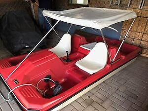 Paddle Boat --