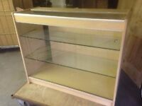 Glass Shop Display Cabinet Retail
