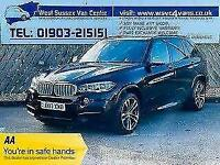 2017 BMW X5 3.0[XDrive] M50D [376PS] 7 SEATS [PAN ROOF] Diesel Automatic