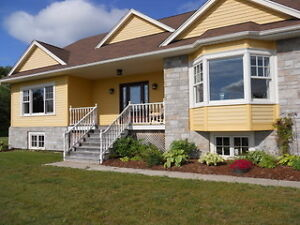 QUALITY BUILT CUSTOM DESIGN HOME - NEW BRUNSWICK