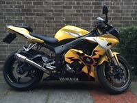 Yamaha R6 - Special Edition