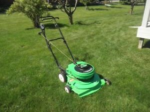Lawn Boy 4.5HP Magnesium No Rust Deck Lawnmower As New