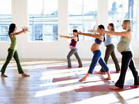 Pre-Natal Group Fitness Classes!