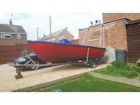 16ft boat for sale