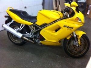 Ducati ST2 pour cafe racer