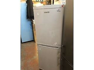 SMALL WHITE BEKO FRIDGE FREEZER