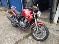 Honda CB 500, Very low Mileage, 2002 only 2 Owners.Reliable bike.