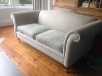 Beautiful Laura Ashley antique-style sofa - excellent condition - NEW LOWER PRICE!!