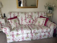 Lovely settee and chair