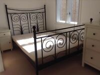 1 bed available in a beautiful 2 bed flat share - 1 min walk to Whitechapel Station