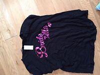 Bridezilla t-shirt size 20 brand new with tags