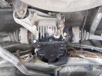 BMW 316i 320 estate E30 Lagunengrun-metallic differential rear AXEL breaking for parts