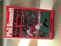 Phil Bennett (Welsh Rugby) Autobiography