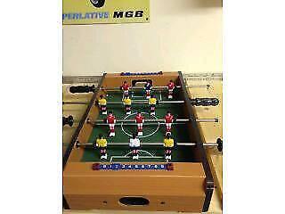 Fusball Table