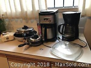 Coffee Makers and More A