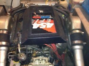 454 Marine Power Jet Boat Motor