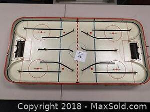 1960s Table Top Hockey Game - B