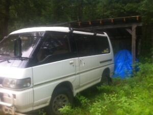 Mitsubishi Delica L300 1992 - project or parts