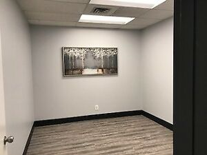 One Room for rent, updated/modern, in Professional building