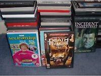50 popular DVDs