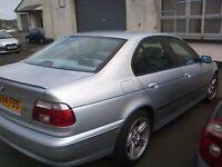 BMW 528I SE AUTO SPARES / REPAIRS