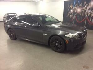 2011 BMW 5-Series 535 xi - M Package Berline