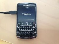 Blackberry Bold 9700 32 Mb on Vodafone network