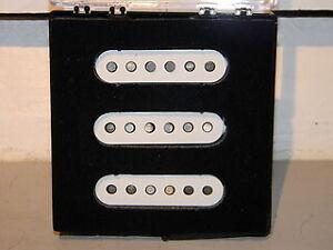 Micros Fender Custom Shop Fat 50's pour Stratocaster.
