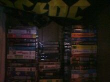 200 vhs movies  on tape Port Macquarie Port Macquarie City Preview