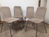 4 IKEA Dining Room Chairs