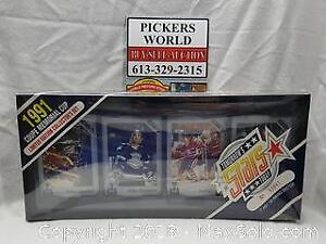 1991 OHL CHL Memorial Cup Hockey Card Set Limited Ed