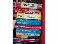 ENGLISH, ACCOUNTS, BUSINESS, PSYCHOLOGY, FRENCH, DICTIONARY,BOOKS , ALL SUBJECTS