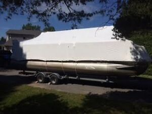 Boat Storage Made Easy!  (Shrink Wrapping Boats 22' & Under)