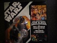 New Star wars 30th anniversary collectors coin set