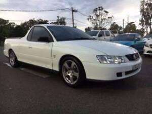 HOLDEN COMMODORE UTE VY 2003 V6 AUTO GOOD CONDITION PENRITH NSW Richmond Hawkesbury Area Preview