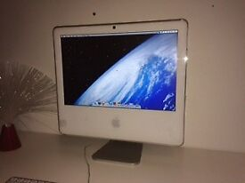 Retro 2006 iMac fully working good condition.