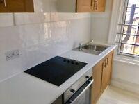 2 bed top fl duplex apt victoria st PR9 0DU gch combi mod kitchen, shower, close to marina
