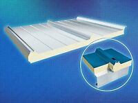 Good Quality Easy Installation EPS Sandwich Panel
