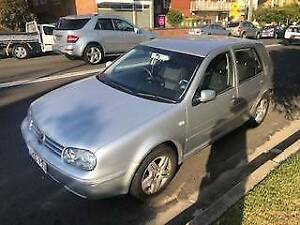 Used Car - VW Golf, Manual. Need to sell fast.