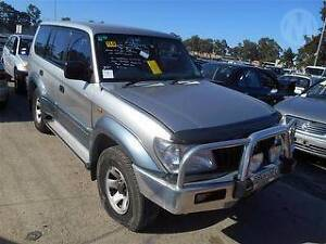Wrecking - 02 Toyota Land Cruiser Prado GXL suits 99-03 (A1328) Revesby Bankstown Area Preview