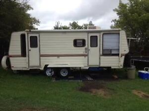 2000 Kustom couch trailer for $3500 Strathcona County Edmonton Area image 1